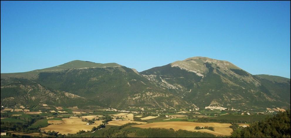 Parco del Monte Cucco estate