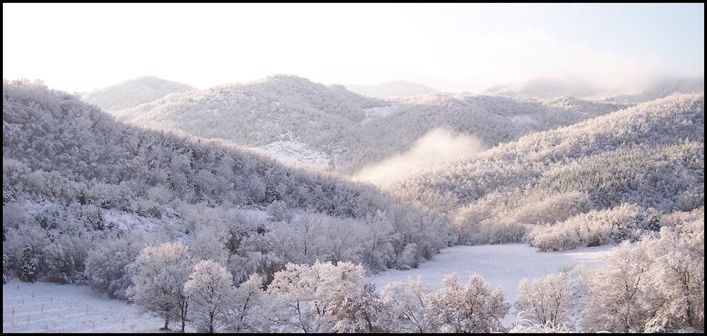 Vallata Inverno